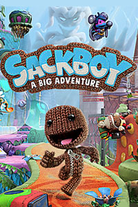 Box art - Sackboy: A Big Adventure