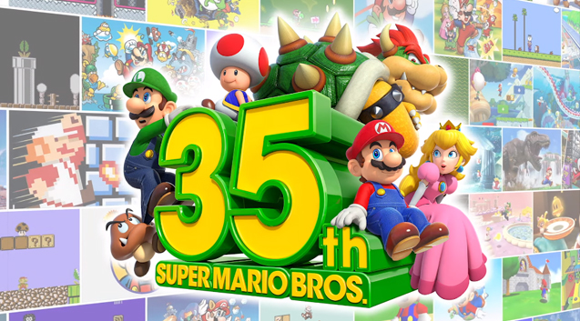 super mario 35th anniversary nintendo direct