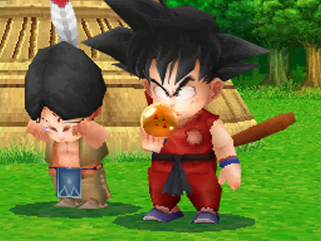 Best Dragon Ball Games | Dragon Ball: Origins 2