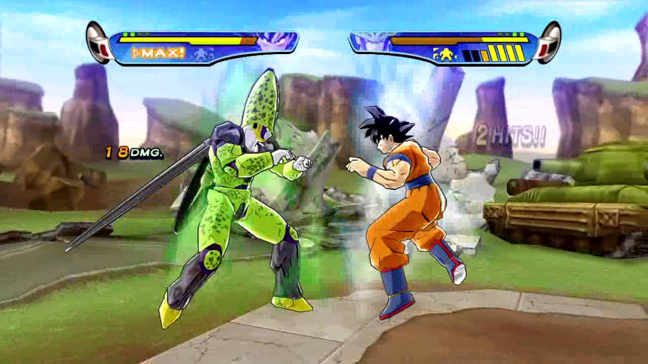 Best Dragon Ball Games | Dragon Ball Z: Budokai 3