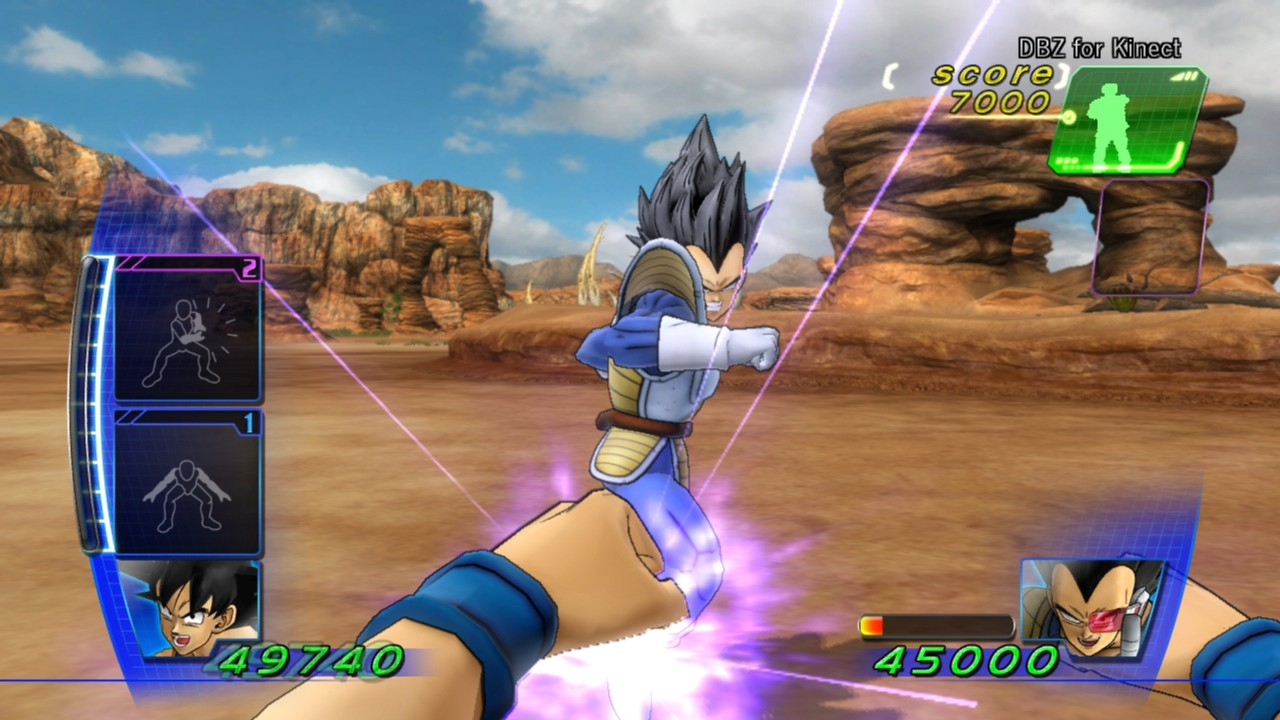 Worst Dragon Ball Games | Dragon Ball Z: For Kinect
