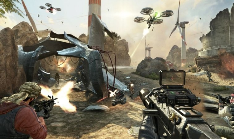 Call of Duty: Black Ops 2 PC Cheats - GameRevolution