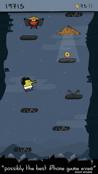 Doodle Jump iPhone Cheats - GameRevolution