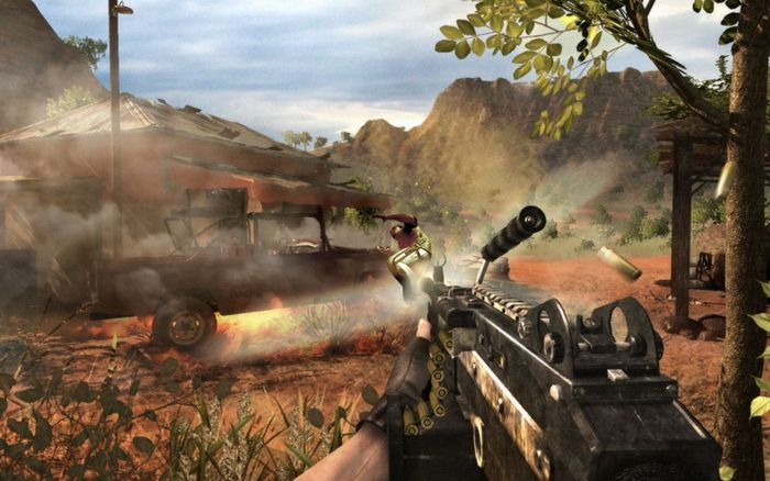 Far Cry 2 PC Cheats - GameRevolution