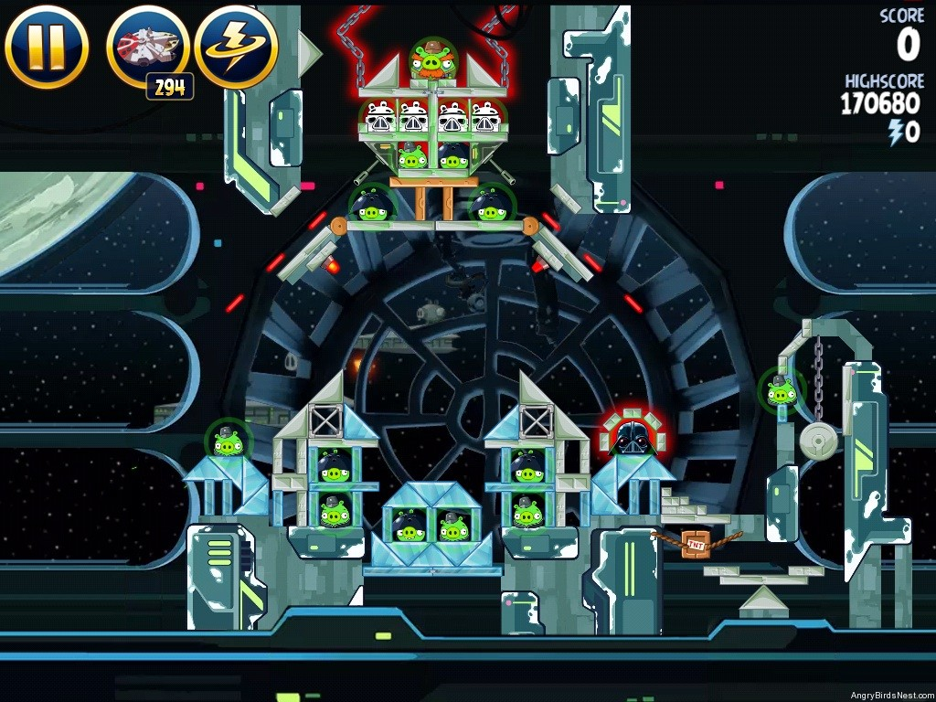 Angry Birds Star Wars iPhone Cheats - GameRevolution