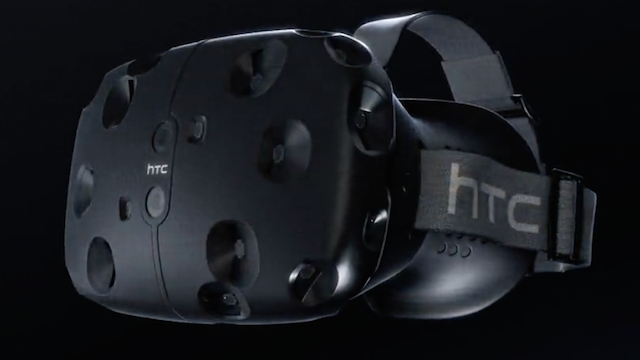Valve Partnering With HTC for Steam VR Headset, Vive