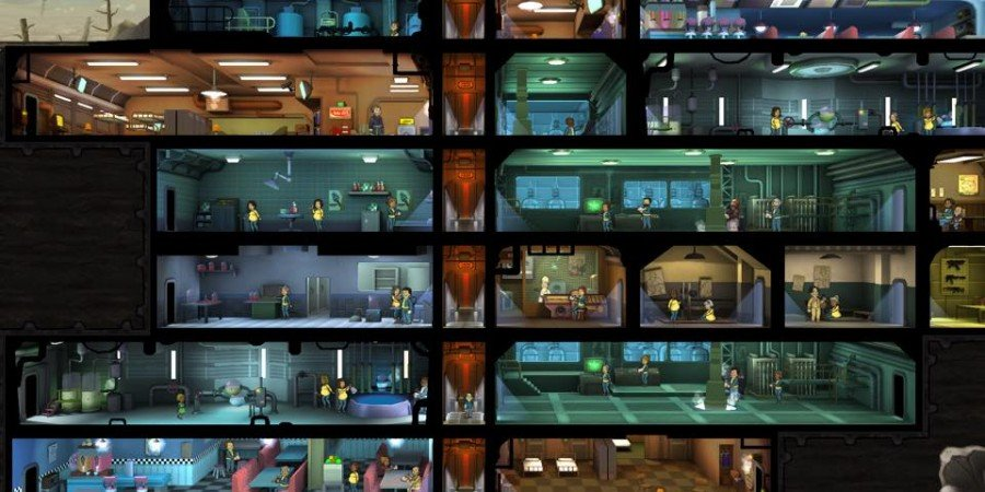 Fallout Shelter iPhone Cheats GameRevolution