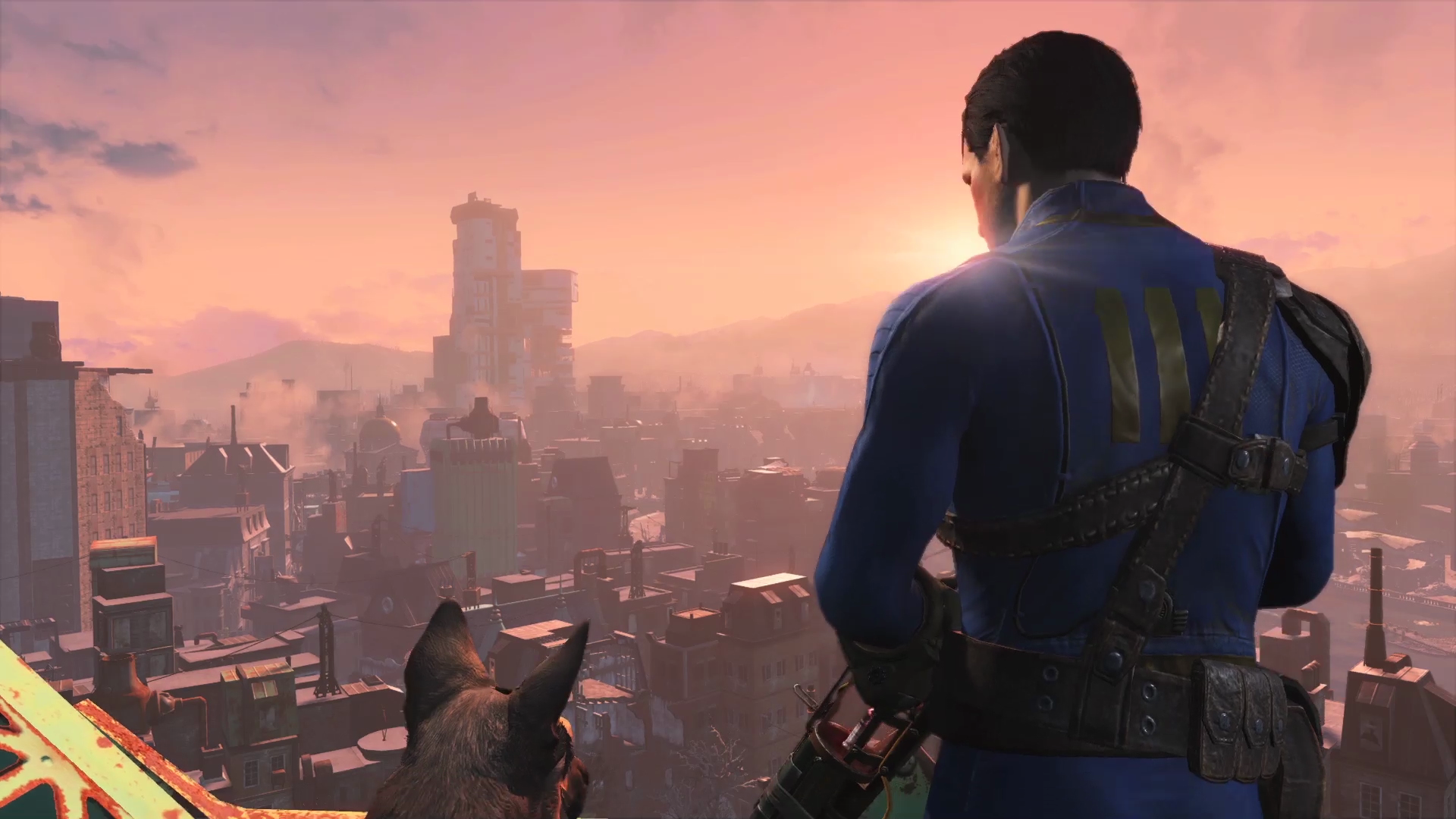 The Entire Fallout 4 Map