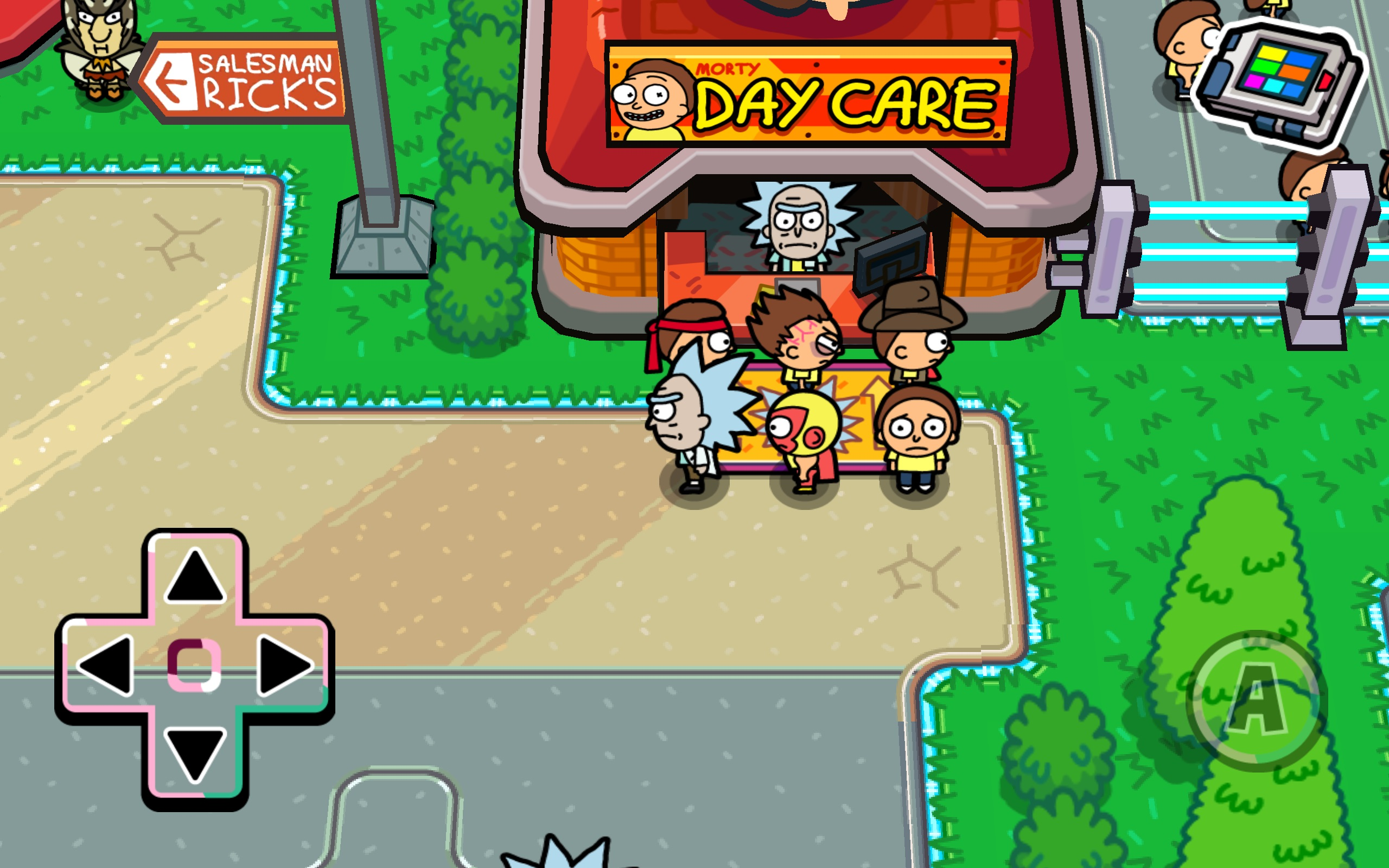 Morty Day Care & A Balanced Party