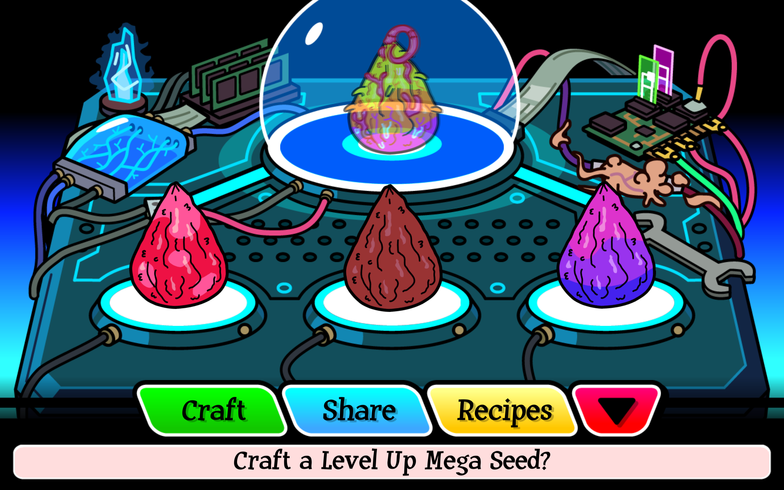 10. Level Up Seed