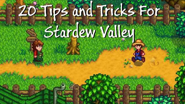 Stardew Valley Best Crops Guide Spring