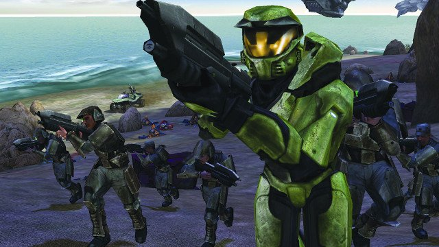 E3 2000: Halo: Combat Evolved Shows the Future of FPS on Consoles