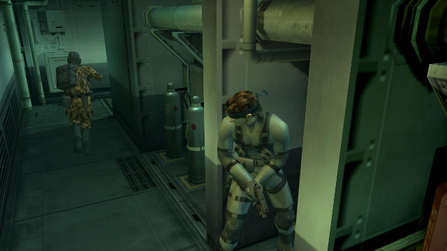 E3 2000: Metal Gear Solid 2 Has a Powerful Showing