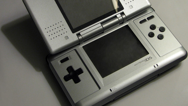 E3 2004: The Nintendo DS Goes Where No Handheld Went Before