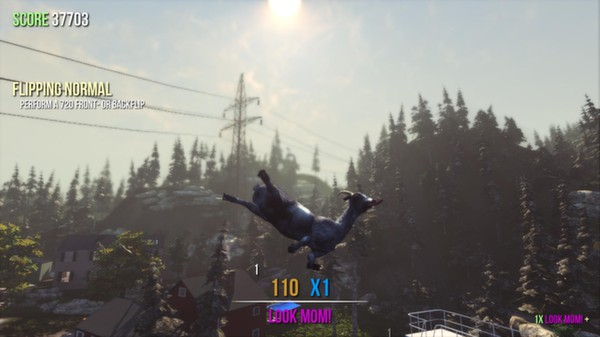 Goat Simulator - April 1