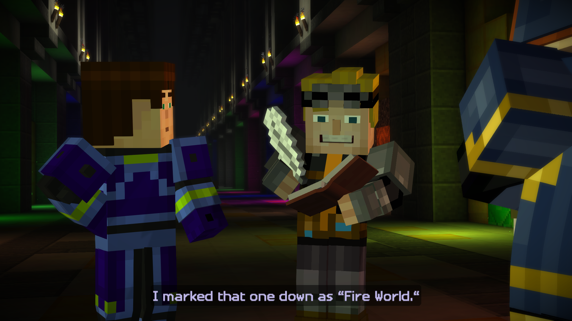 Minecraft: Story Mode - Episode 7: Access Denied Review