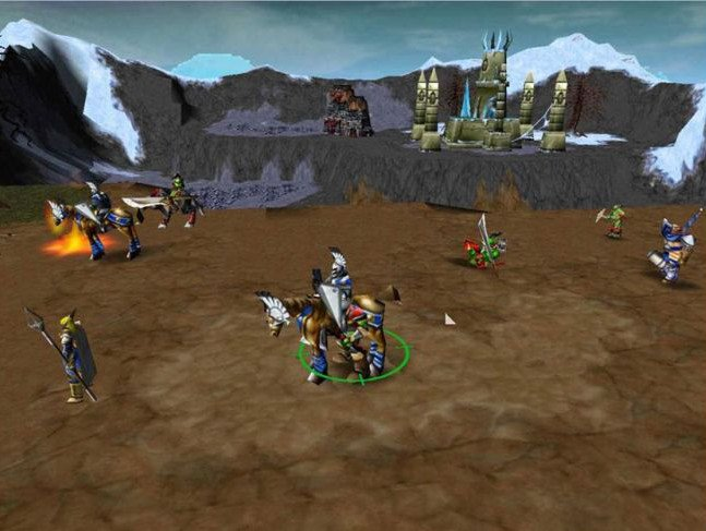 Warcraft 3 Engine