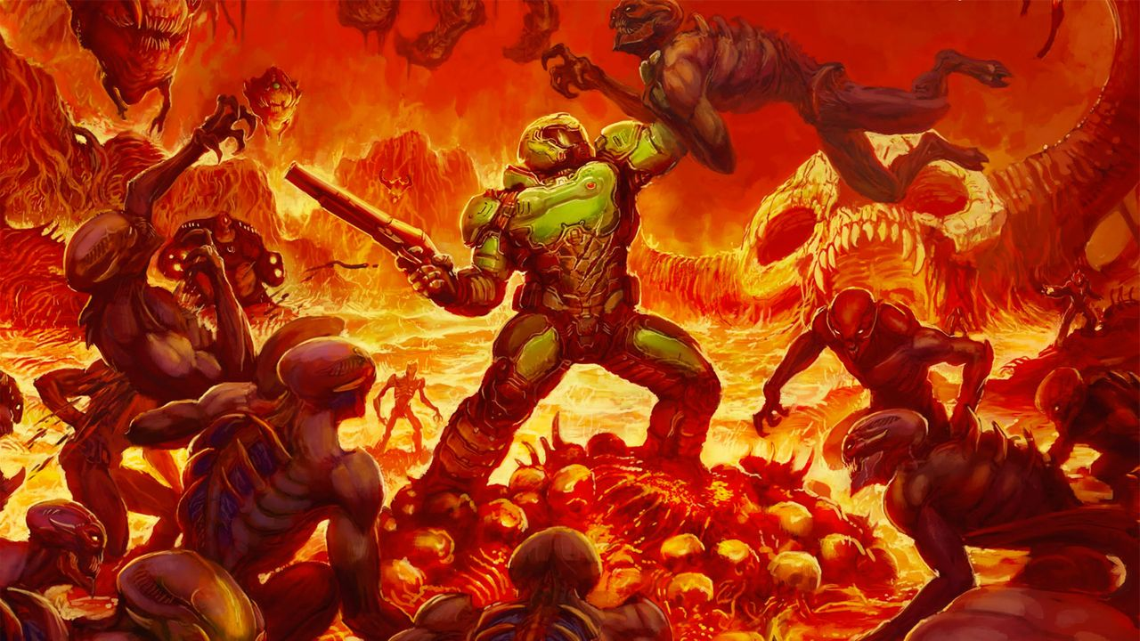 4. DOOM (Bethesda Review Policy)
