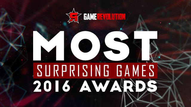 Most Surprising Games of 2016