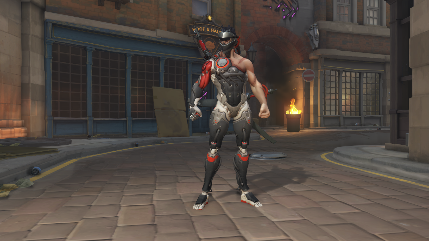 Genji - Blackwatch (Legendary)
