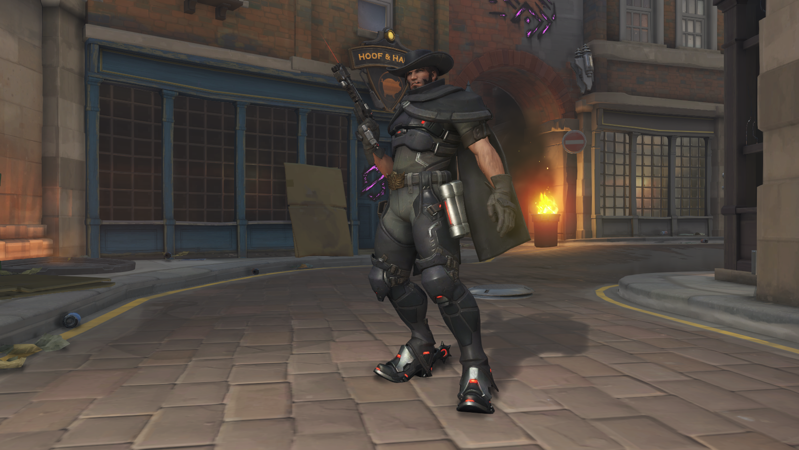 McCree - Blackwatch (Legendary)