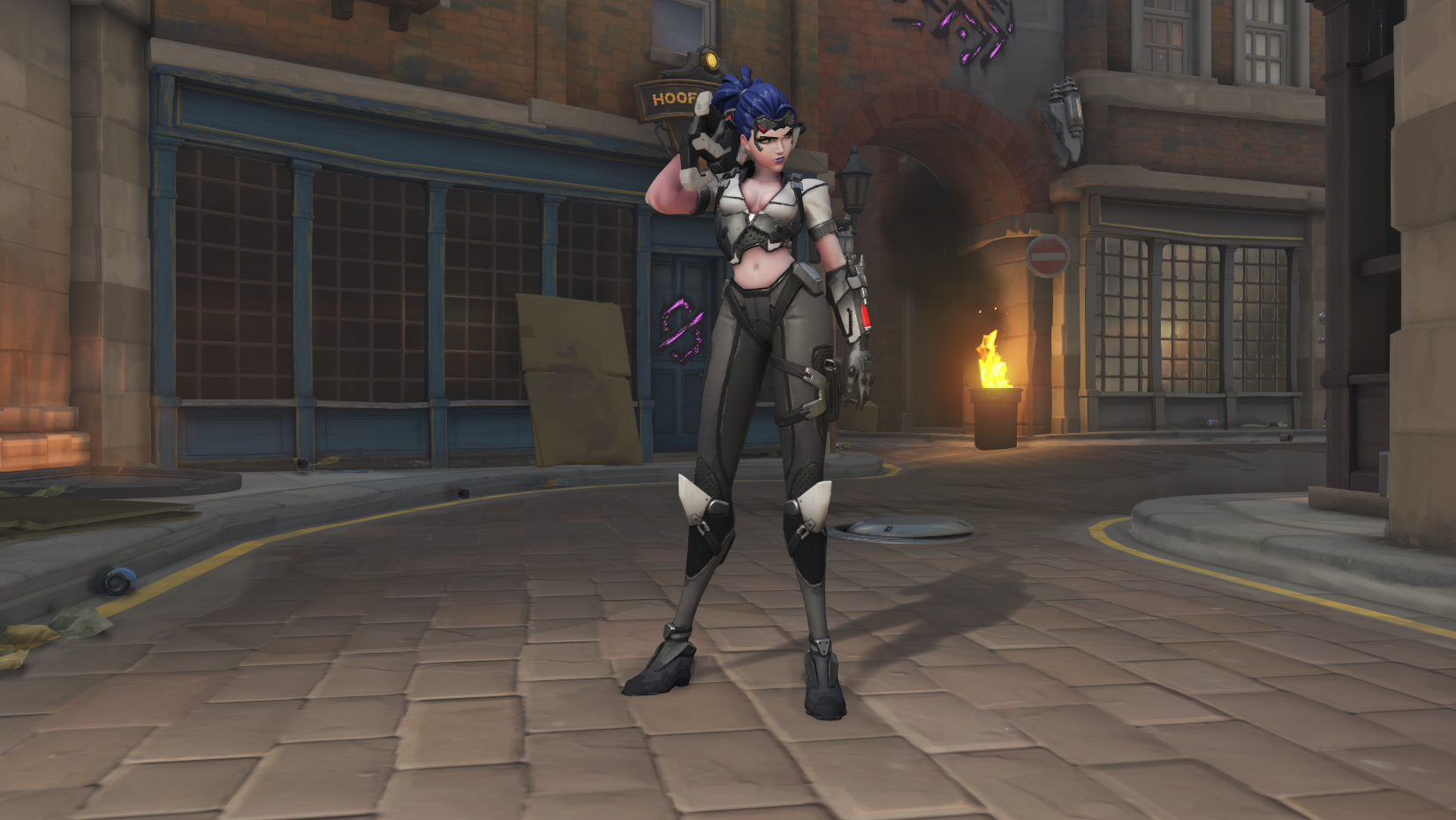 Widowmaker - Talon (Legendary)