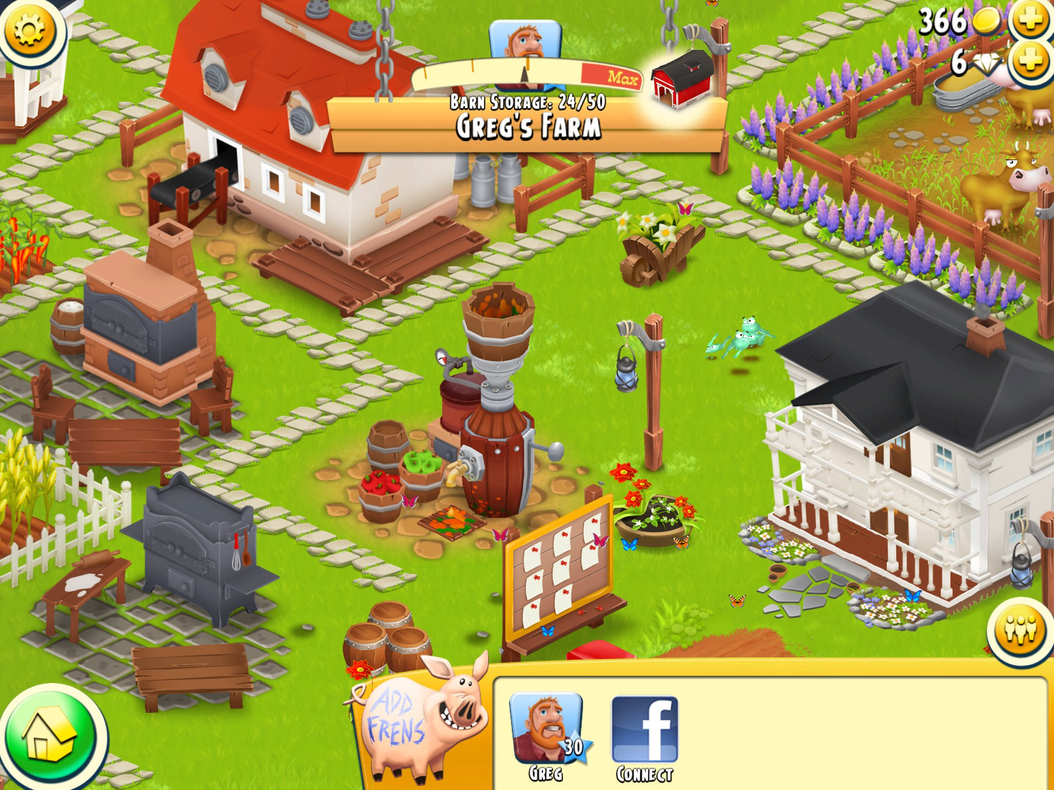 Hay Day iPhone Cheats - GameRevolution