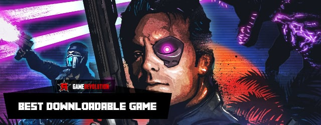 Far Cry 3: Blood Dragon - Best Downloadable Game 2013