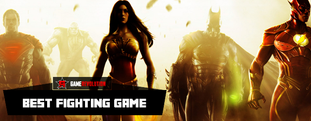 Injustice: Gods Among Us - Best Fighting Game 2013