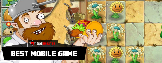 Plants Vs. Zombies 2: It\'s About Time - Best Mobile Game 2013