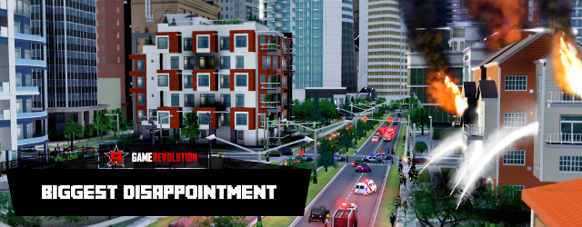 SimCity - Biggest Disappointment 2013