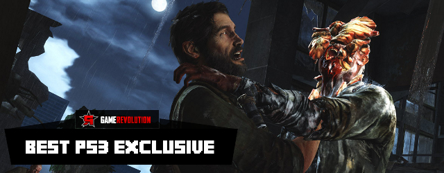 The Last of Us - Best PS3 Exclusive 2013