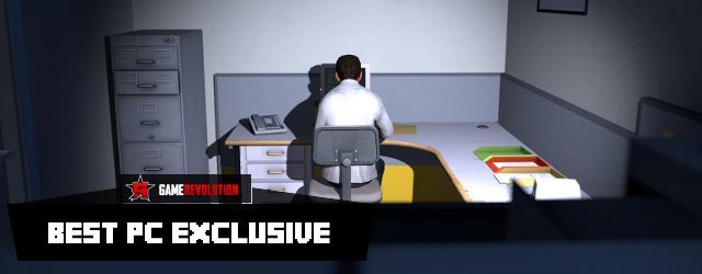 The Stanley Parable - Best PC Exclusive 2013