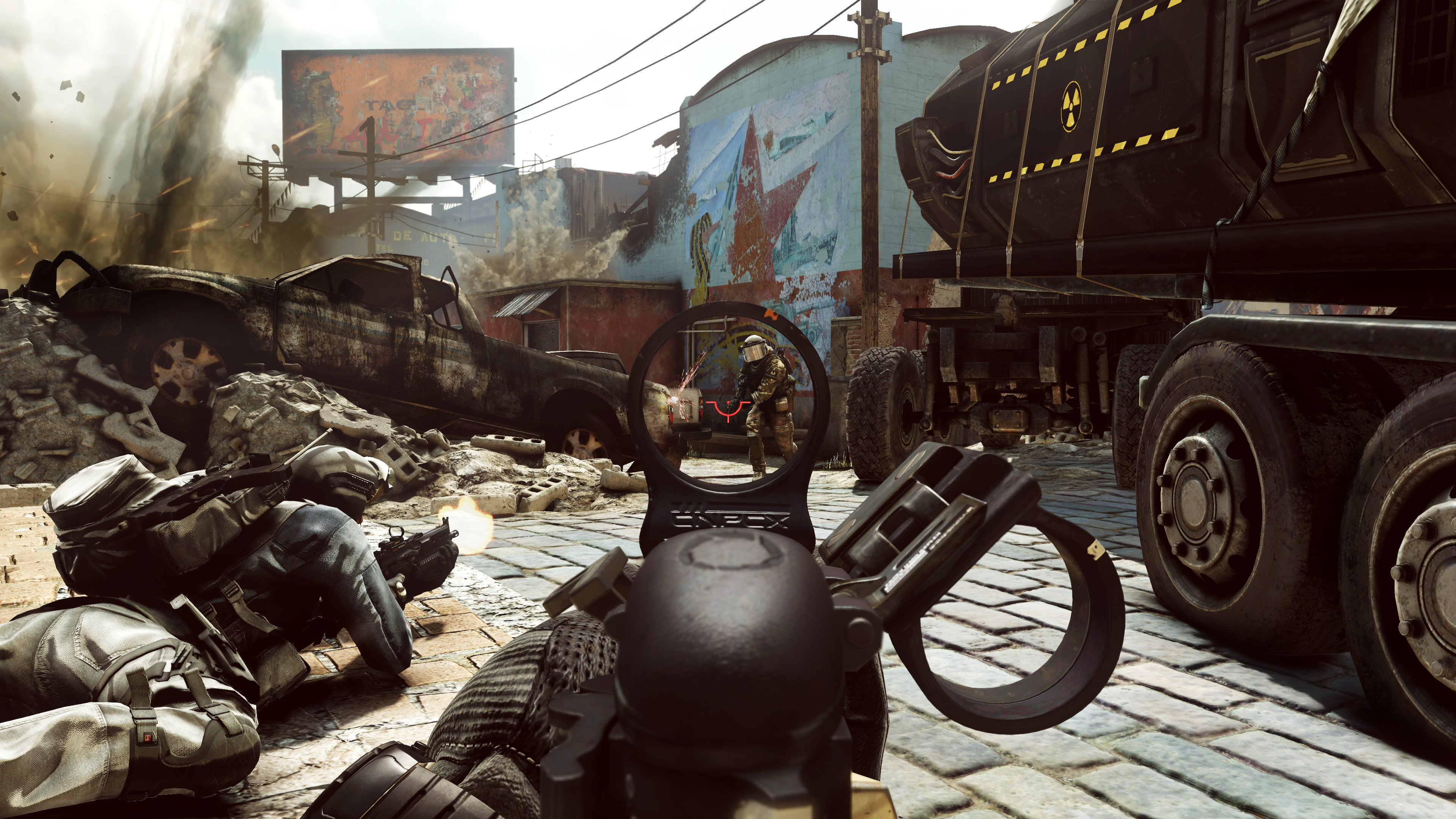 Call of Duty: Ghosts Onslaught Review - GameRevolution