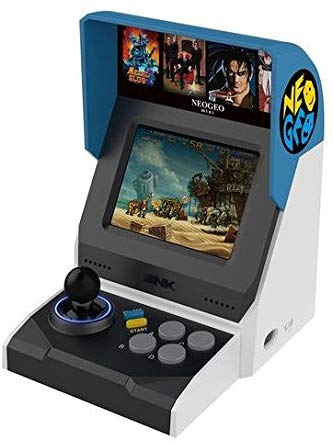 NEOGEO Mini International – $89.99 (17% off)