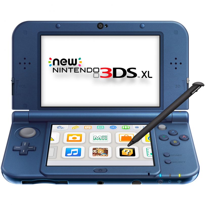 New Nintendo 3DS XL (Nintendo Refurbished) – $119.99 (40% off)