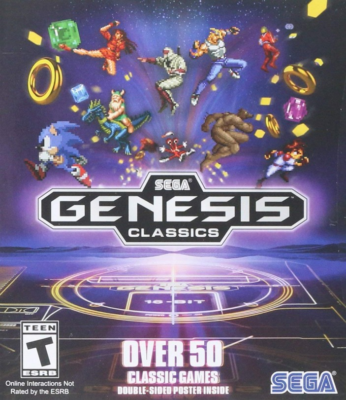 Sega Genesis Classics – $18.67 (38% off) via Amazon