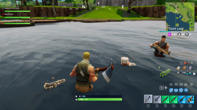 Fortnite is going to become an eSport.