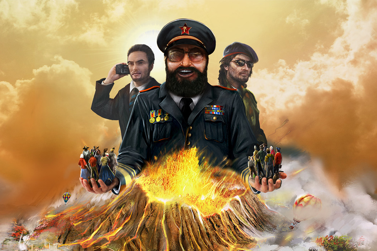 Tropico 6 and the worst dictators in gaming
