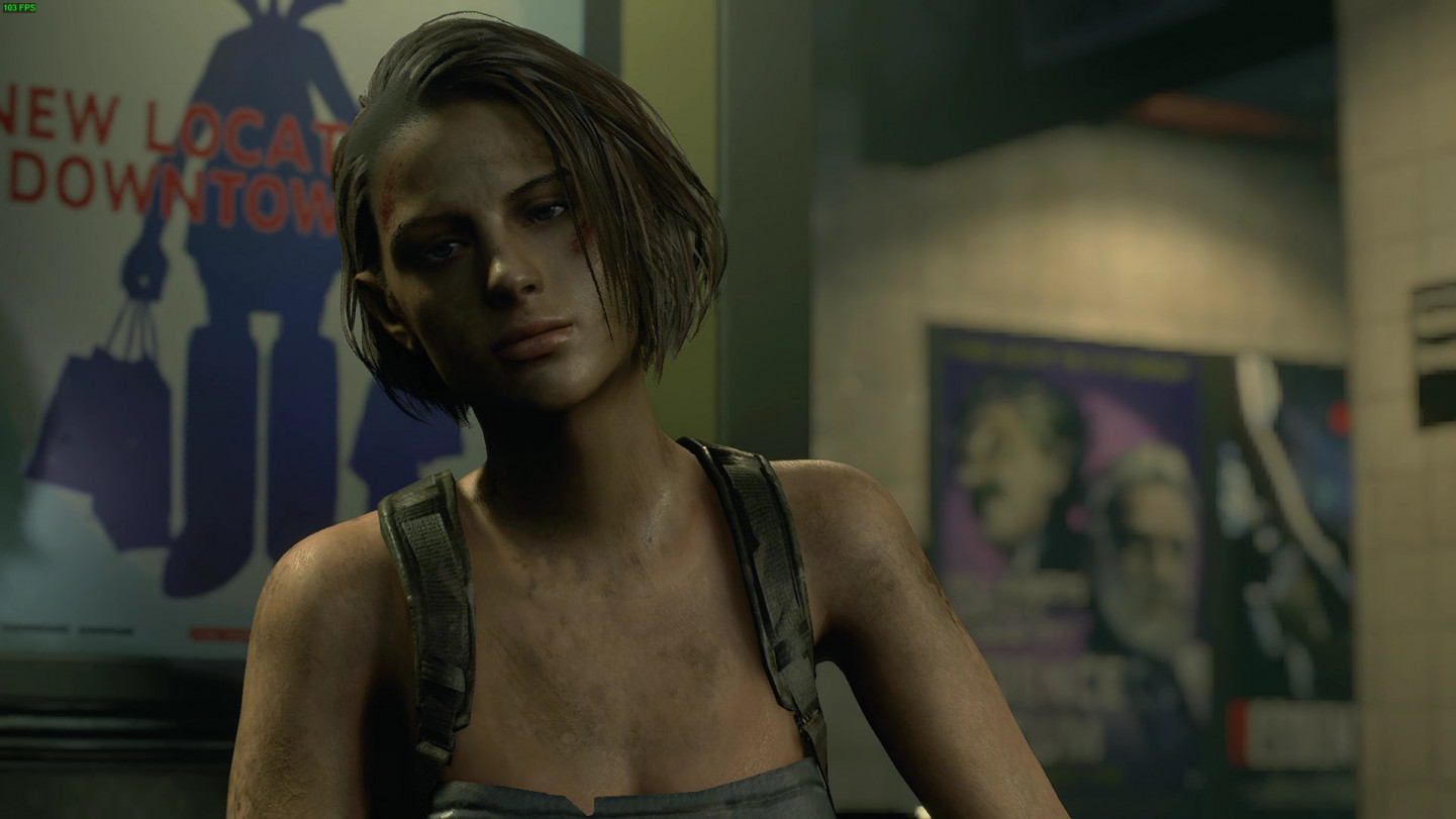 resident evil 3 remake all jill costumes