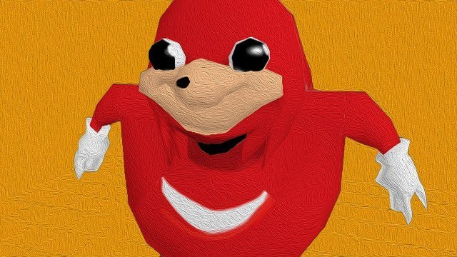 Ugandan Knuckles' Creator Wants the Meme to Die