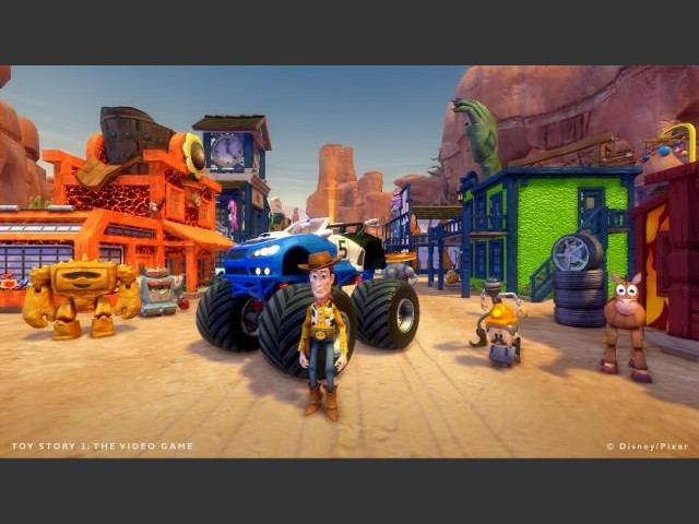 Scarecrow Toy Story 3 Game : Toy story archives gamerevolution